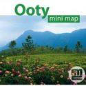 Ooty Mini Tourist Map